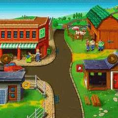 game ponsel nexian g868 My Little Farm 2