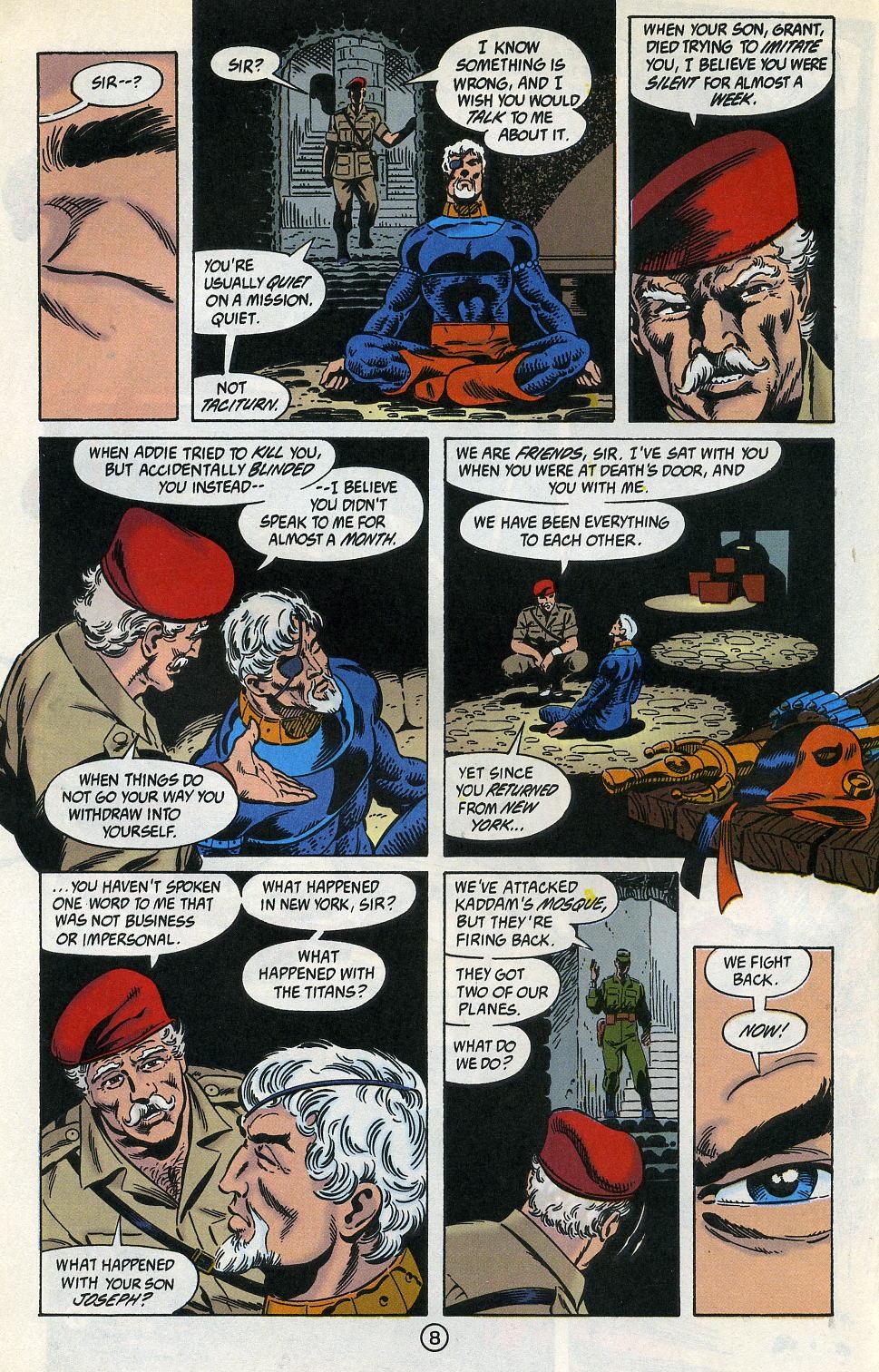 Deathstroke (1991) Issue #3 #8 - English 10