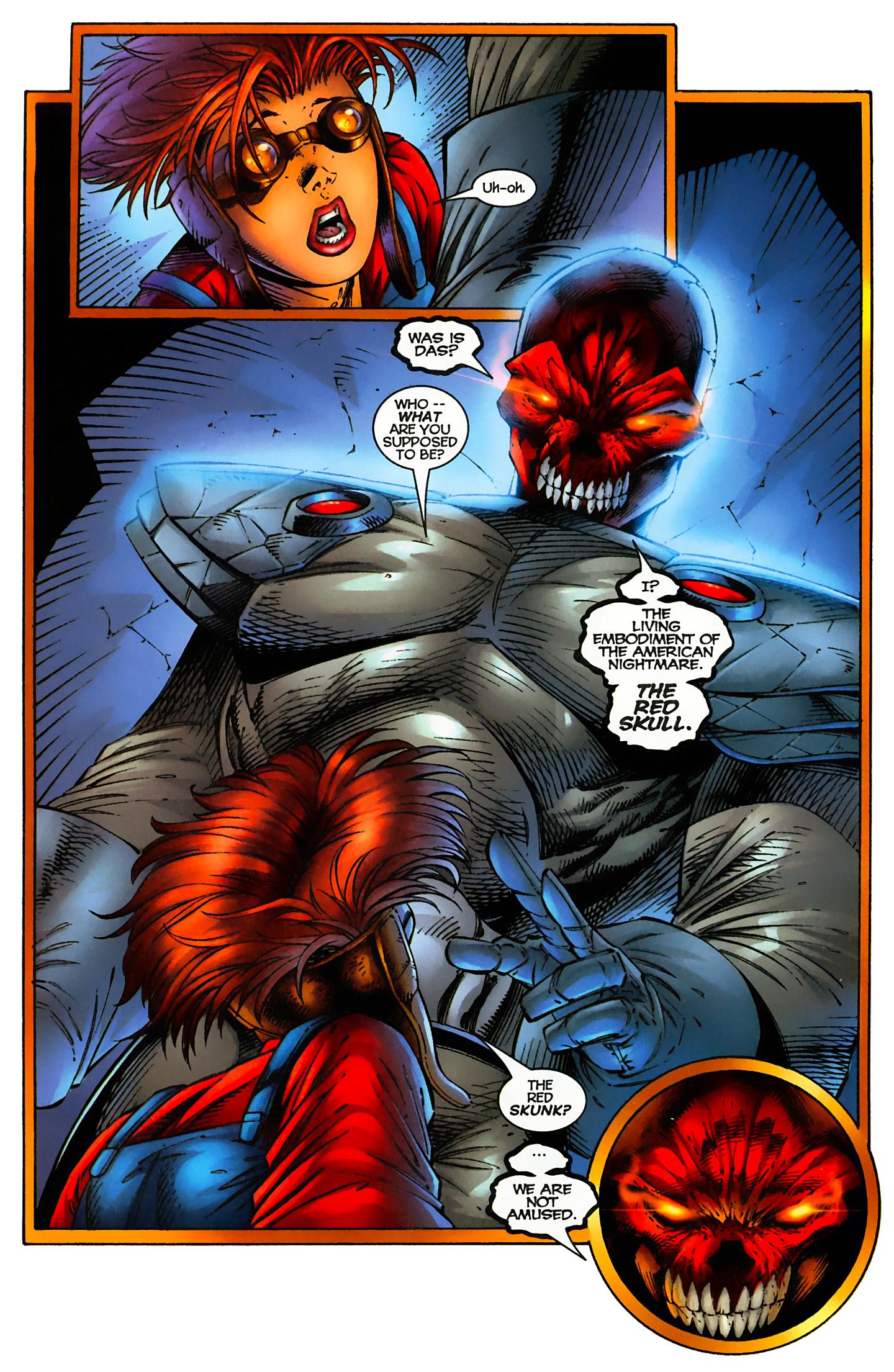 Captain America (1996) Issue #4 #4 - English 6