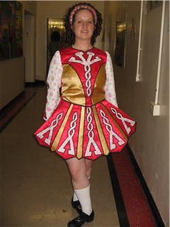 vicky roberts adult irish dancer photo courtesy vicky roberts - Irish Dancer Halloween Costume