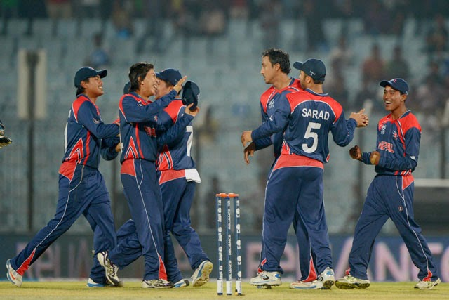 Nepal Won by 80 runs