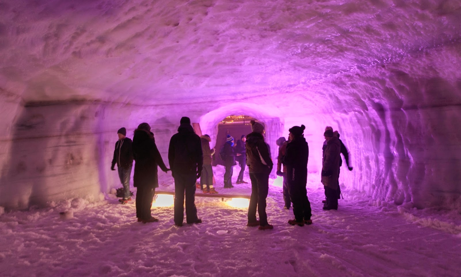 Icecave Iceland - Ice Caves & Tunnels in Langjökull - Iceland Ice Cave Tour