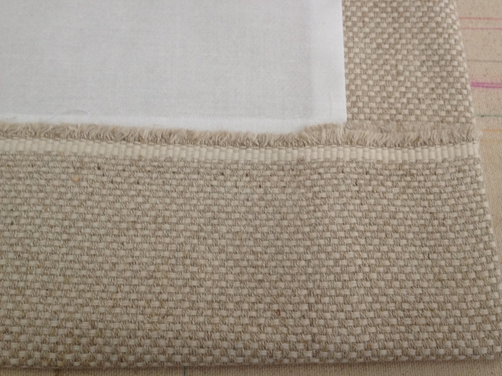 Making Box Pleat Bed Skirt