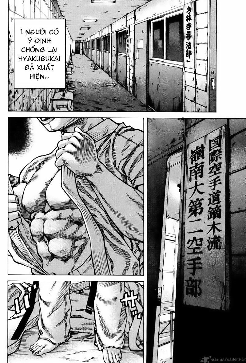 Karate Shoukoushi Kohinata Minoru chap 1 Trang 24