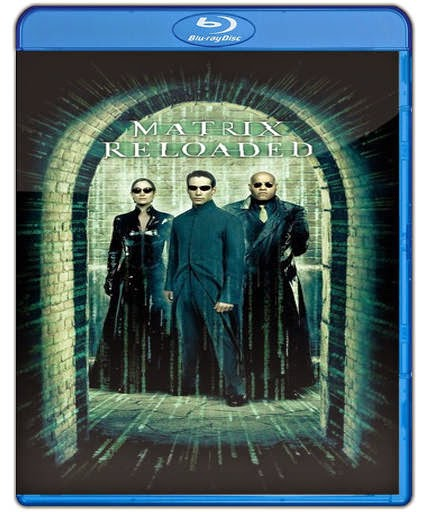Matrix Recargado (2003) HD 1080p Latino