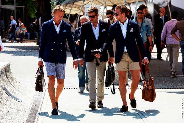 moda - summer - looks - tips - shorts - moda verano - street style
