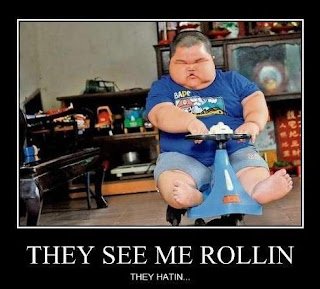 they see me rollin fat asian boy