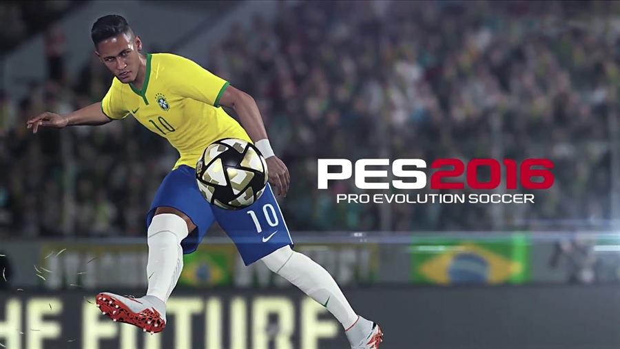 Pro Evolution Soccer 2016 PC Download Poster