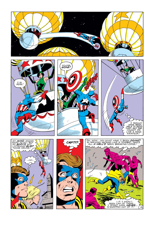 Captain America (1968) Issue #283 #199 - English 20