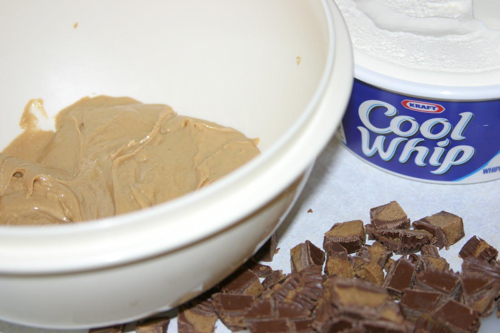The Joy's of Kitchen Creations: Frozen Reese's Peanut ...