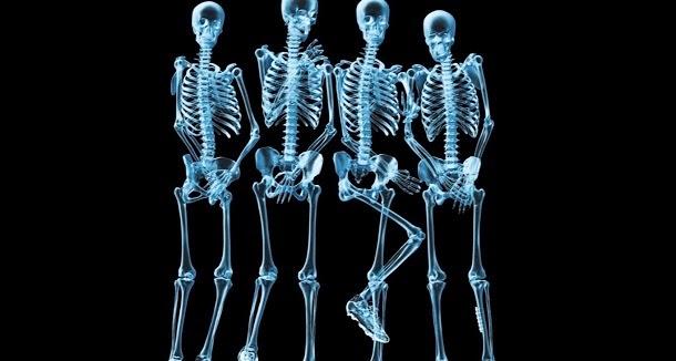 11 fatos surpreendentes sobre o esqueleto