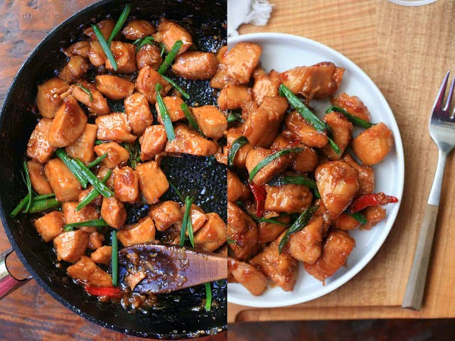 Caramelized Spicy Chicken 3 | Vietnamese Recipes