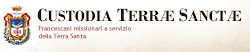 CUSTODIA FRANCISCANA DE TIERRA SANTA