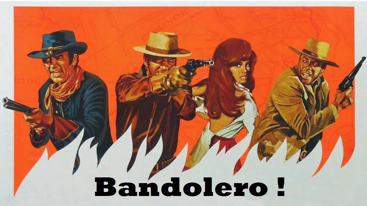 bandolero 1968 full movie