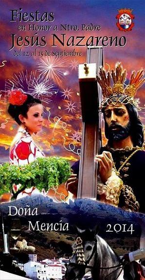 Feria en honor a Jesús Nazareno