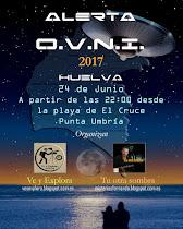 ALERTA OVNI 2017 El Cruce (HUELVA)