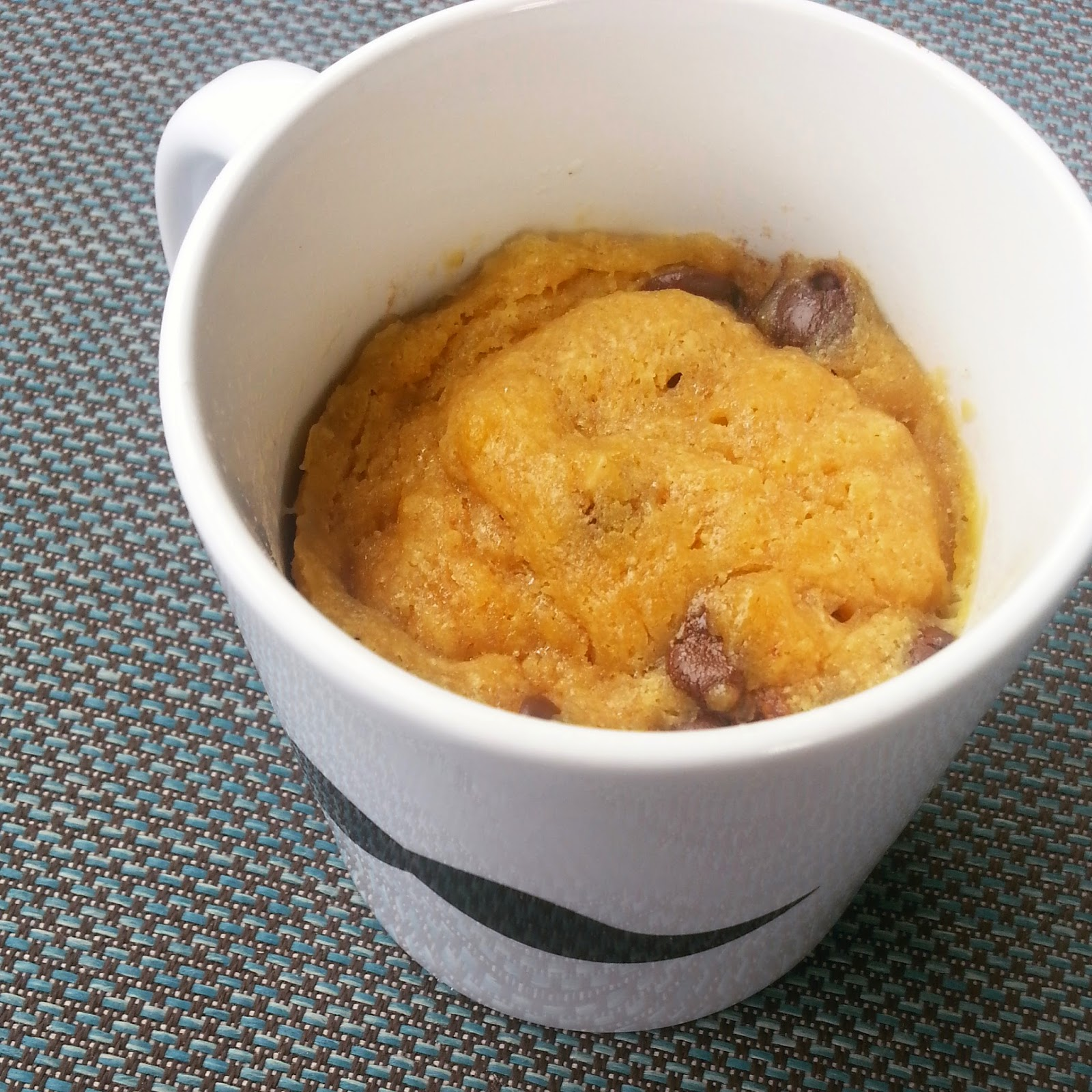 GFCF Chocolate Chip Thing In A Mug Recipes — Dishmaps