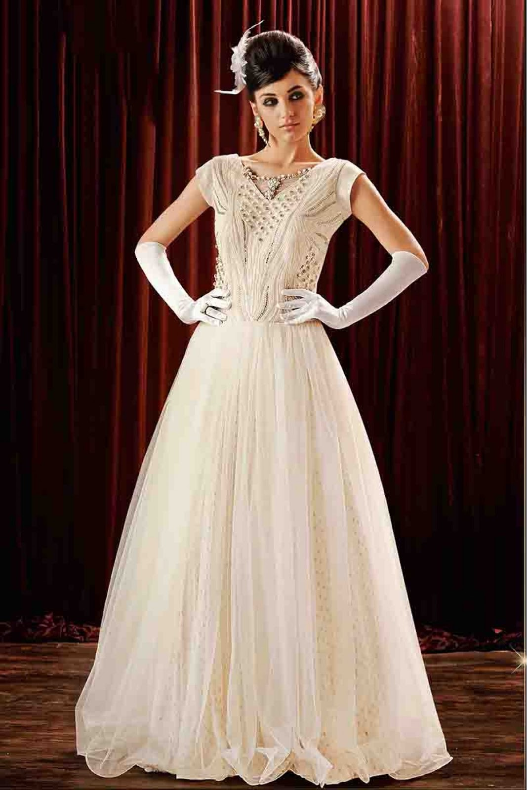 Latest collection online buy online designer wedding gown for Buy designer wedding dresses online