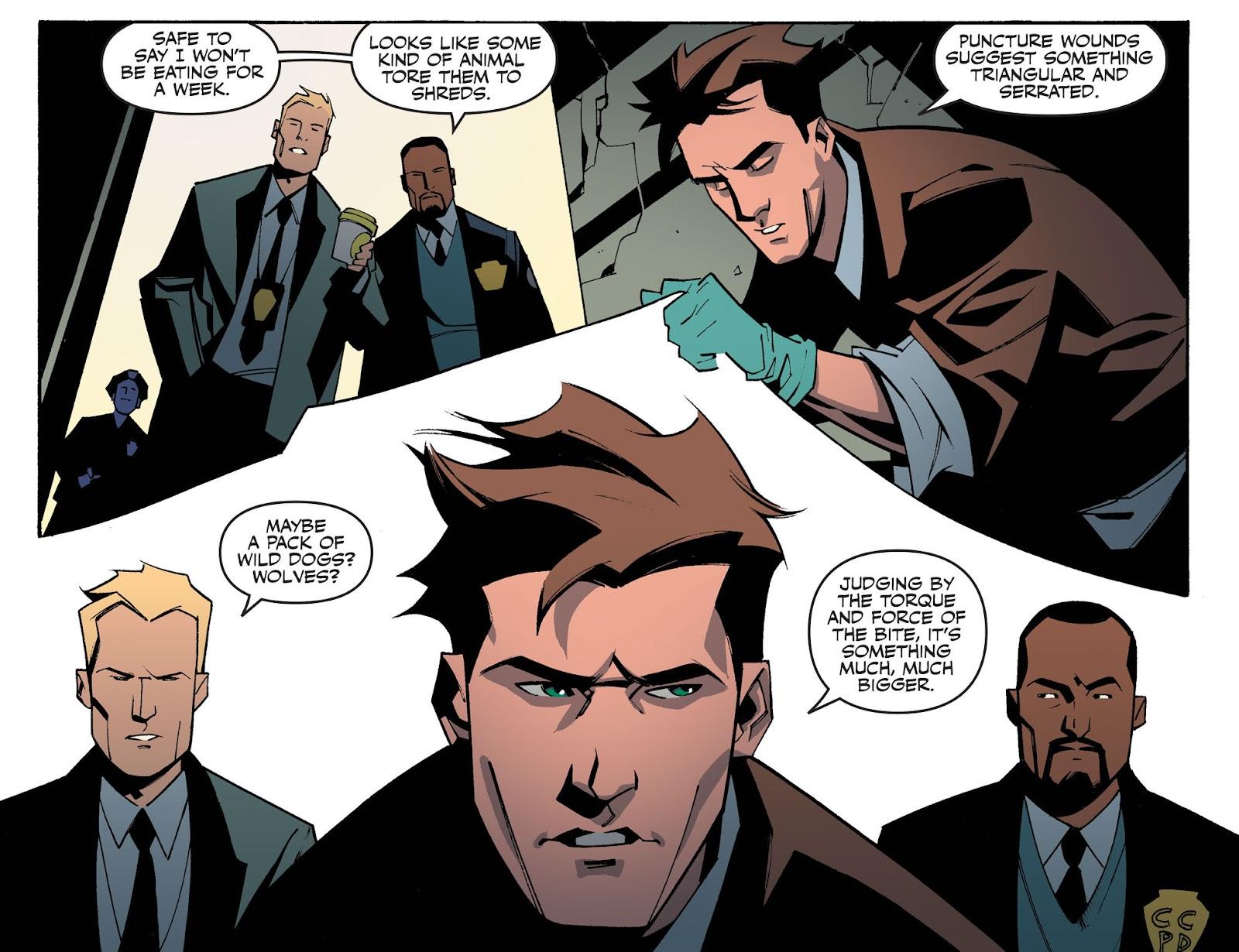 The Flash: Season Zero [I] Issue #11 #11 - English 16