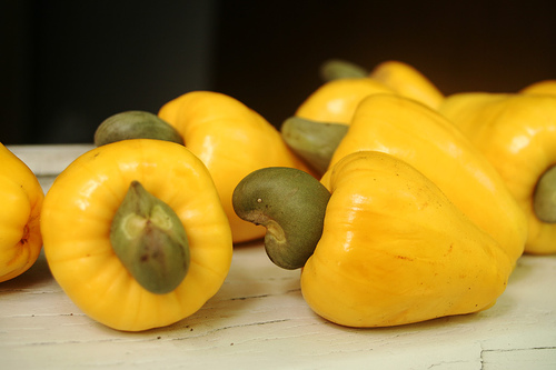 Caju: dal Brasile, la frutta del benessere