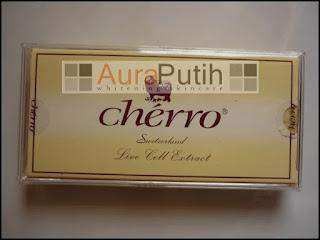 Cherro Live Cell Extract, Harga Jual Cherro Live Cell Extract