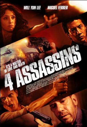B?n S�t Th? - Four Assassins