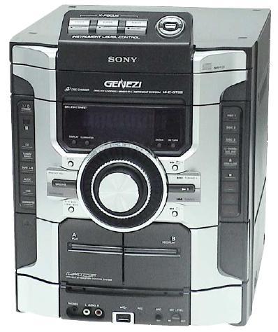 Sony HCD-GT55