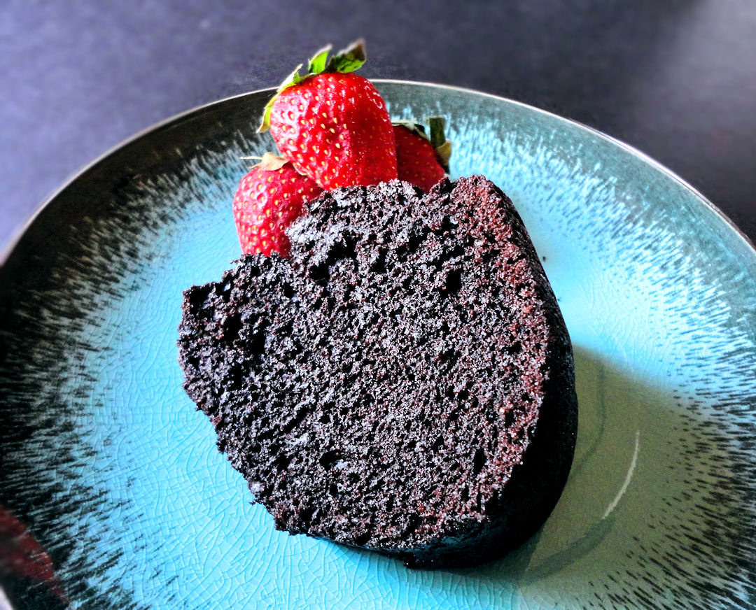 La Petite Brioche: Dark Chocolate Stout Bundt Cake