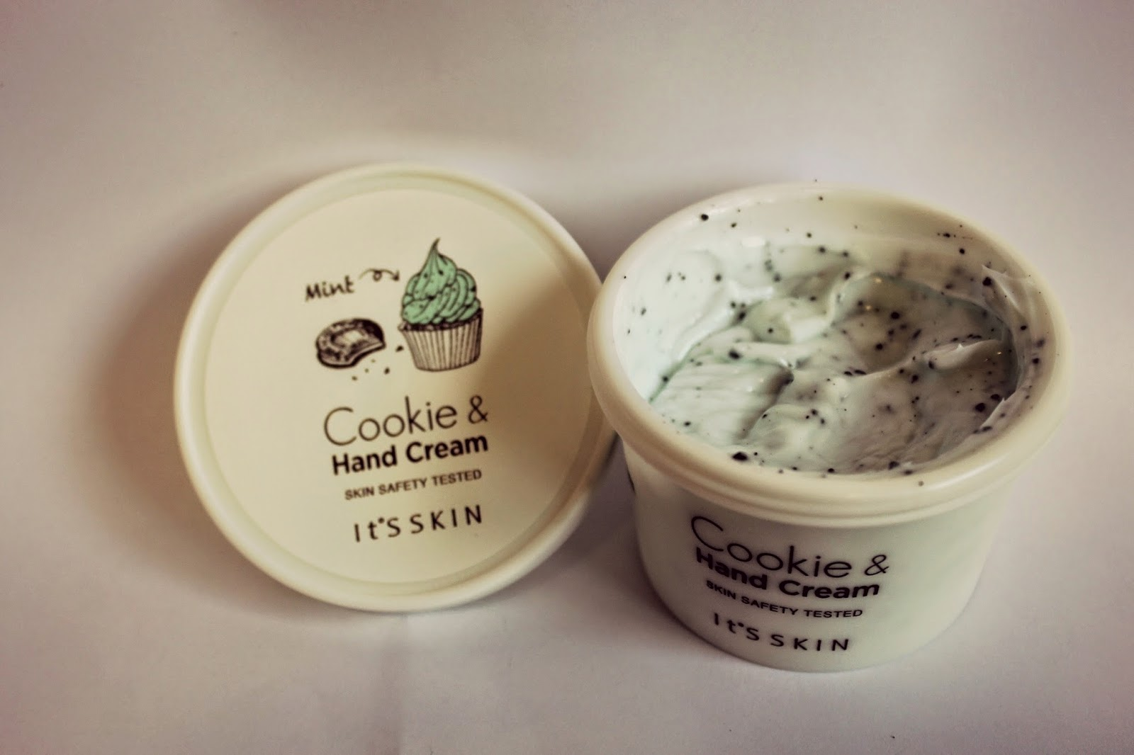 Mint Choc Chip hand cream