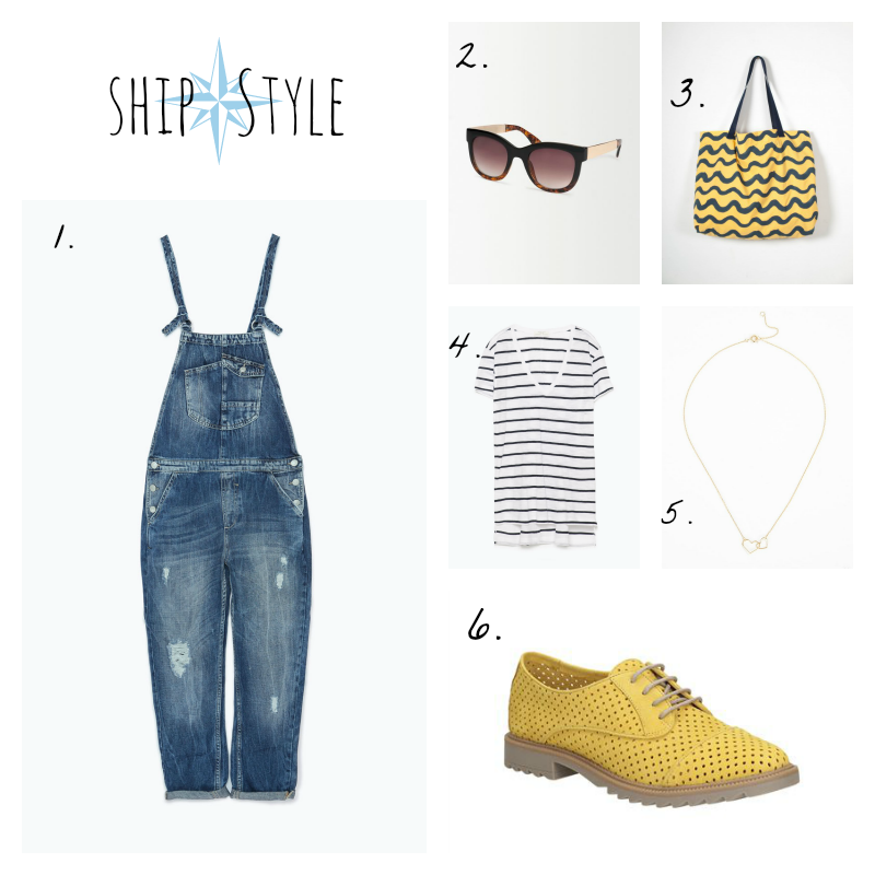 Ship style wish list fashion for Anthem of the Sea