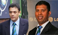 For the ICC cricket World Cup 2015 Final, Match Referee is our own Ranjan Madugalle,On Field Umpire Kumara Dharmasena: