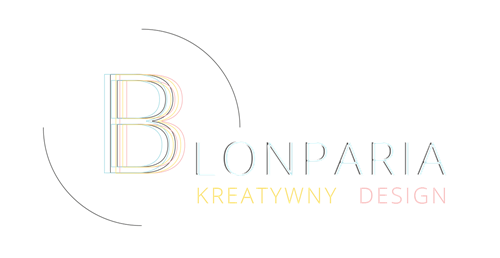 Blonparia - kreatywny design