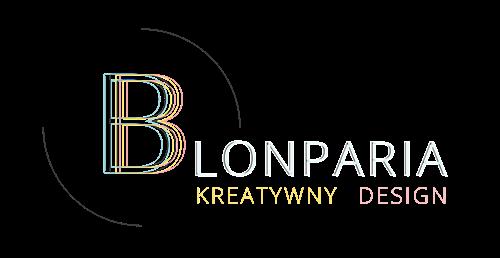 Blonparia - kreatywny design