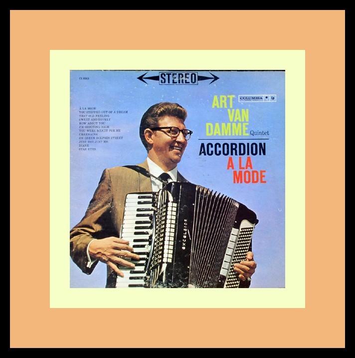 Jazz Profiles: Art Van Damme - The Accordion in Jazz [From the ...