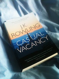 The Casual Vacancy JK Rowling