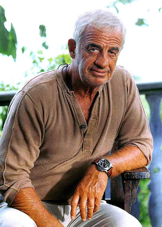 Jean-Paul Belmondo Luminor