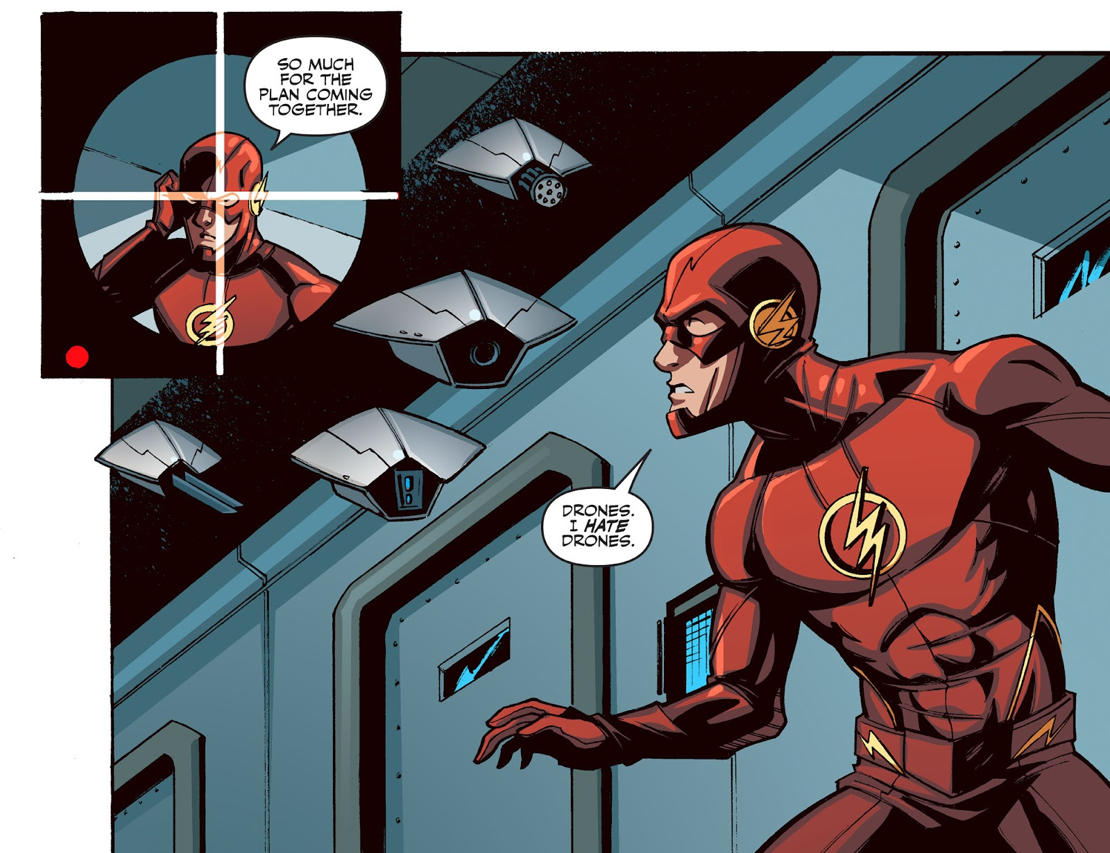 The Flash: Season Zero [I] Issue #16 #16 - English 8