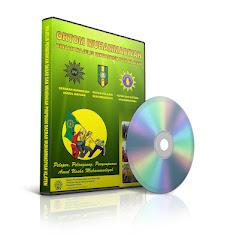 DVD KEGIATAN HW,IPM DAN TAPAK SUCI