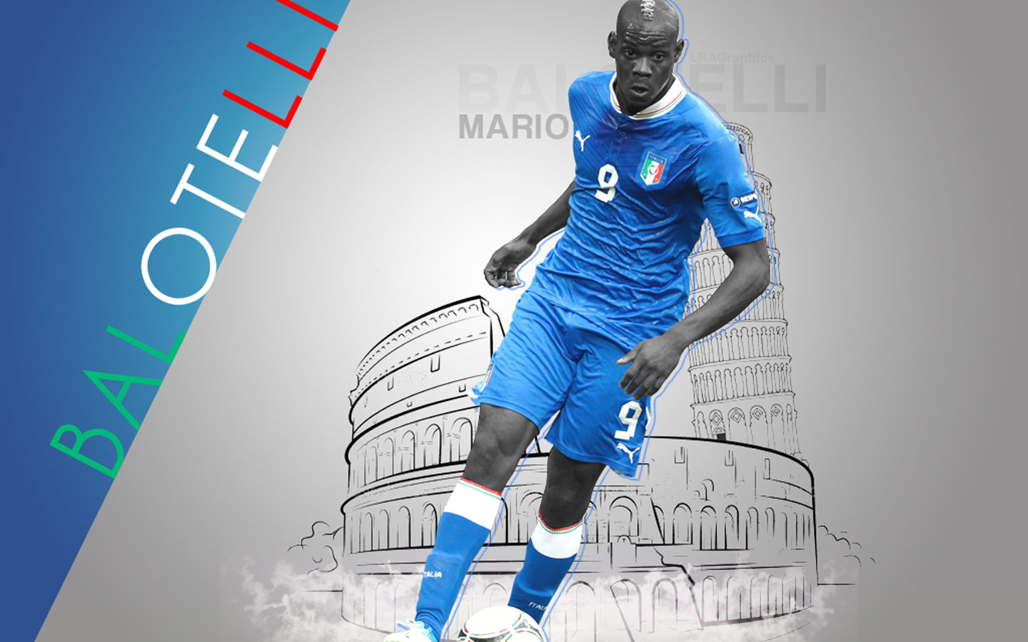 Mario balotelli wallpaper