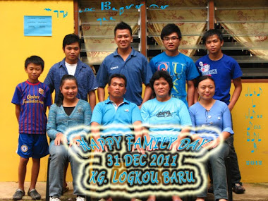 berdiri dari kiri: eric (13 thn), ewil (22 thn), elik (23 thn), lorenz (18 thn), obot (16thn)