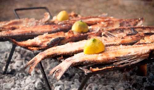 En Tarija organizan parrillada para demostrar que pescado del Río Pilcomayo es apto para consumo