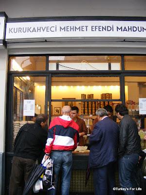 Kurukahveci Mehmet Efendi In Istanbul