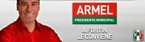 Alcalde Electo de Fortín | Armel Cid de León