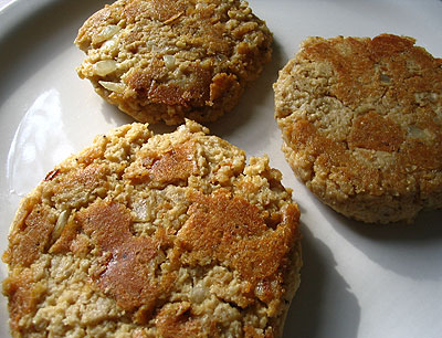 Northeast African Millet Patties