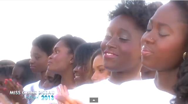 MISS GUINE-BISSAU 2013