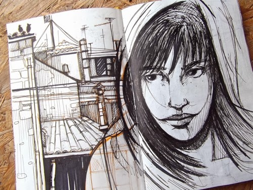 05-Sketchbook-Drawings-Artist-Alice-Pasquini-aka-AliCè-Illustrator-Set-Designer-Painter-Murals-www-designstack-co