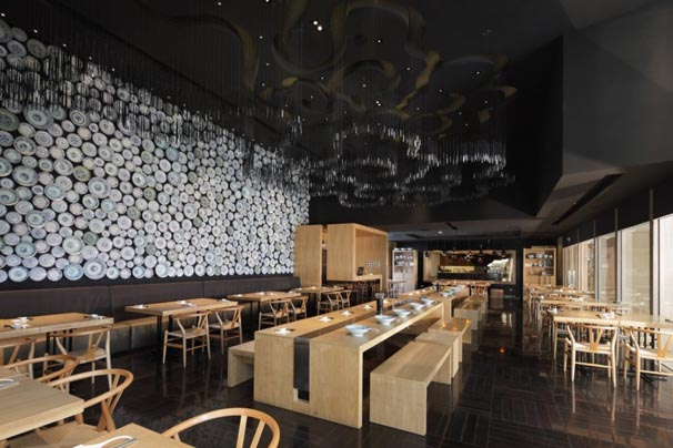 In Design Magz: MODERN RESTAURANT INTERIOR MINIMALIST DESIGN WITH ...