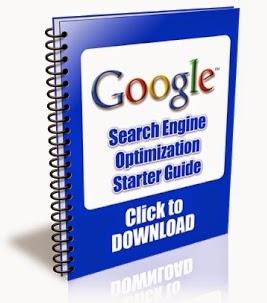 google's seo Website positioning starter guidebook