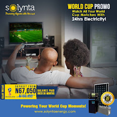 Get This Special World Cup Promo By Solynta Energy