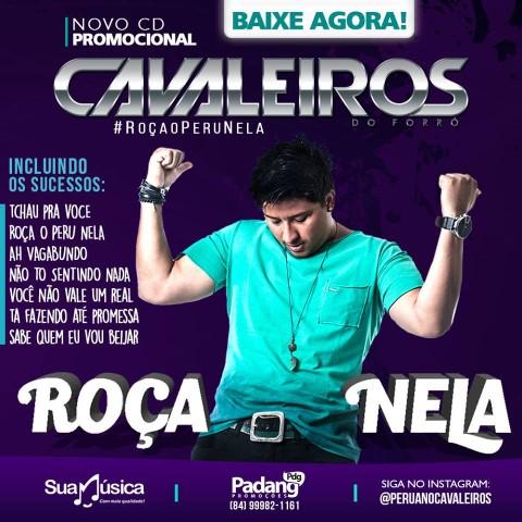 CAVALEIROS DO FORRÓ - CHORA VAGABUNDO - OUTUBRO 2015